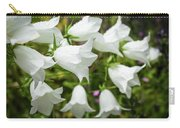 Flowers With Droplets 2 Carry-all Pouch