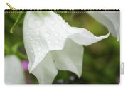 Flowers With Droplets 3 Carry-all Pouch