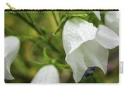 Flowers With Droplets 4 Carry-all Pouch