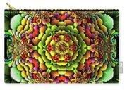 Flowerscales 61 Carry-all Pouch