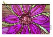Flowerscape Dahlia Carry-all Pouch