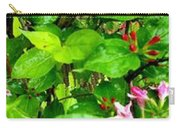 Flowery Flope Carry-all Pouch