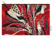 Flowing Dotcloth Bouquet Carry-all Pouch