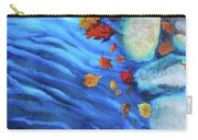 Flowing Fall Carry-all Pouch