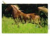 Flowing Mane Carry-all Pouch