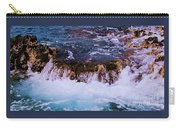 Flowing Over The Rocks Carry-all Pouch