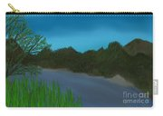 Flowing River Carry-all Pouch