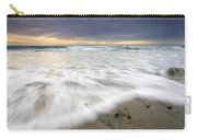 Flowing Stones Carry-all Pouch by Mike  Dawson