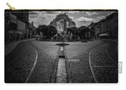 Flowing Street Of Kosice Carry-all Pouch