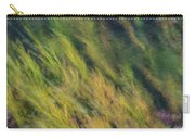 Flowing Textures Carry-all Pouch