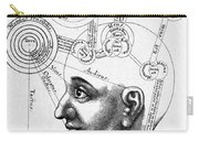 Fludds Mental Faculties, 1617 Carry-all Pouch