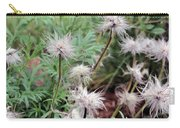 Fluffy Flowers Carry-all Pouch