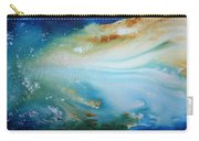 Fluid Rigidity By Madart Carry-all Pouch