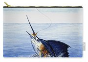 Fly Fishing For Sailfish Carry-all Pouch