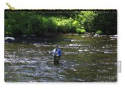 Fly Fishing In New York Carry-all Pouch
