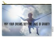 Fly High Quote Carry-all Pouch