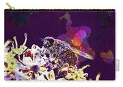 Fly Housefly Insect Close Macro  Carry-all Pouch