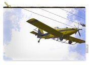 Flying By Wire 4 Of 6 Carry-all Pouch