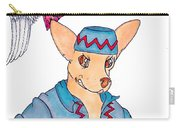 Flying Chihuahua's Carry-all Pouch