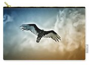 Flying Falcon Carry-all Pouch