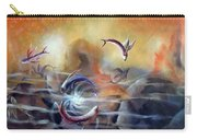 Flying Fishes Carry-all Pouch