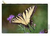 Flying Flowers Carry-all Pouch