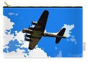 Flying Fortress Carry-all Pouch