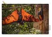 Flying Foxes Carry-all Pouch