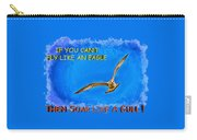 Flying Gull Carry-all Pouch