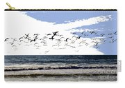 Flying Gulls Carry-all Pouch
