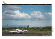 Flying In Alaska Carry-all Pouch