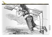Flying Machine, 1678 Carry-all Pouch