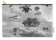 Flying Machines, 1864 Carry-all Pouch