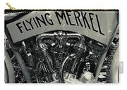 Flying Merkel Carry-all Pouch