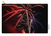 Flying Prom Fireworks Carry-all Pouch