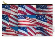 Flying Proud Carry-all Pouch by Steve Gadomski