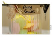 Flying Saucers Carry-all Pouch