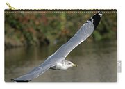 Flying Sea Gull - Eugene Oregon Carry-all Pouch