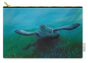 Flying Turtle Carry-all Pouch