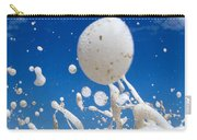 Foam Burst -  Triptych - 2 Of 3 Carry-all Pouch