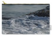 Foam On The Rocks Carry-all Pouch