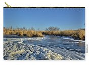 Foam On The Water Carry-all Pouch
