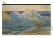 Foaming Ocean Waves Carry-all Pouch