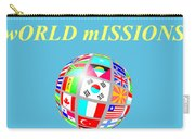 Fofmi Missions Tshirt Carry-all Pouch