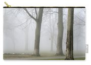 Fog Amongst The Trees Carry-all Pouch