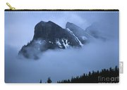 Fog And Clouds Carry-all Pouch