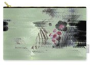 Fog And Flowers Carry-all Pouch