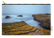 Fog And The Sea Carry-all Pouch