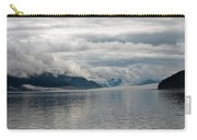 Fog Bank In Gastineau Channel Carry-all Pouch