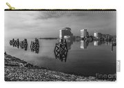 Fog In The Bay 1 Mono Carry-all Pouch